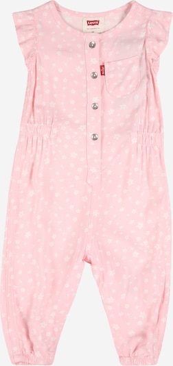 LEVI'S Overall 'RUFFLE' in rosa / weiß, Produktansicht