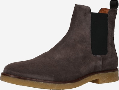 Bianco Chelsea boots 'Dino' i taupe, Produktvy