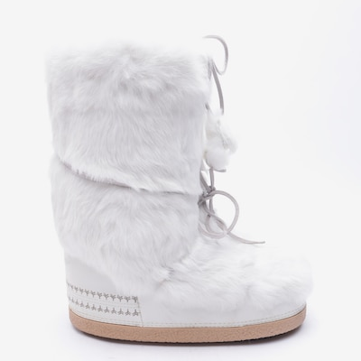 BOGNER Dress Boots in 39 in White, Item view