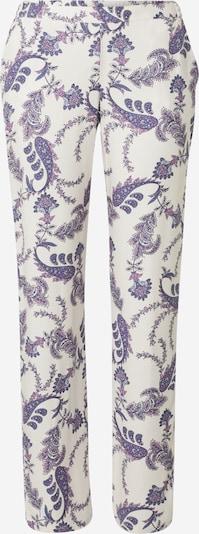ETAM Pyžamové nohavice 'DAENA' - nebielená / fialová / tmavofialová, Produkt