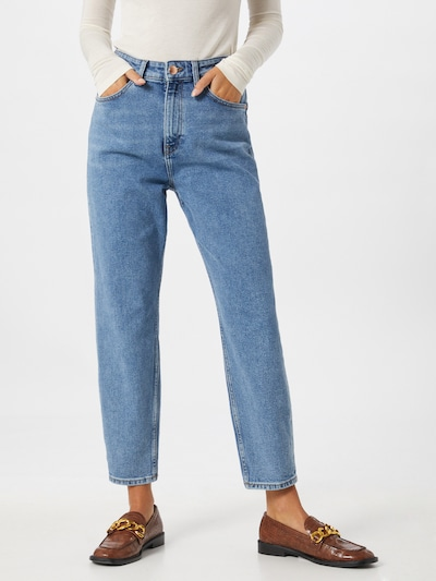ONLY Mom Jeans 'Kate' in blue denim, Modelansicht