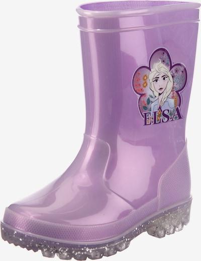 Disney Die Eiskönigin Disney Die Eiskönigin Gummistiefel für Mädchen in lila, Produktansicht