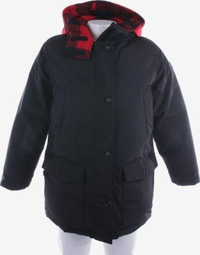 Woolrich Winterjacke in S in schwarz, Produktansicht