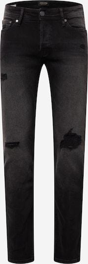 Jeans 'GLENN' JACK & JONES pe negru denim, Vizualizare produs