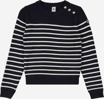 PETIT BATEAU Sweater in Blue