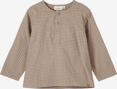 Lil ' Atelier Kids Camiseta 'Ricardo' en marrón / capuchino, Vista del producto