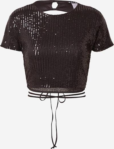 Motel Shirt 'TASYA' in schwarz, Produktansicht