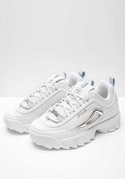 FILA Sneaker 'DISRUPTOR M' in weiß, Produktansicht