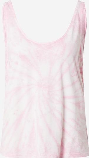 ETAM Top in rosa / weiß, Produktansicht