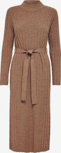Only Maternity Gebreide jurk in de kleur Bruin, Productweergave
