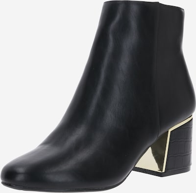 Dorothy Perkins Ankle boots 'AMBER' in Gold / Black, Item view