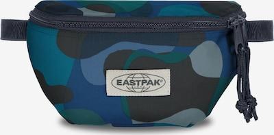 EASTPAK Gürteltasche 'Springer' in blau / grün / schwarz, Produktansicht