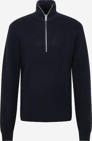 Lindbergh Sweater in Blue