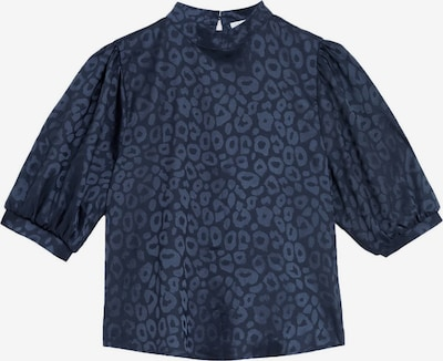 Zibi London Bluse in navy / dunkelblau, Produktansicht