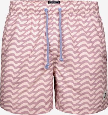 Scalpers Ujumispüksid, värv roosa