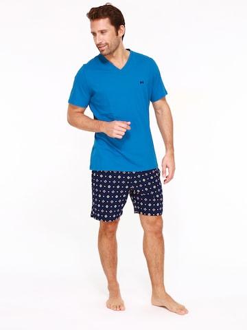 Pyjama court ' Marius ' HOM en bleu