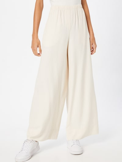 Marc O'Polo Hose in creme: Frontalansicht