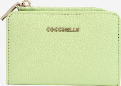Coccinelle Wallet in Lime, Item view