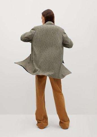 Manteau mi-saison 'Darwin' MANGO en beige