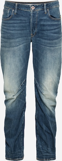G-Star RAW Jeans 'Wokkie' in de kleur Blauw denim / Wit, Productweergave
