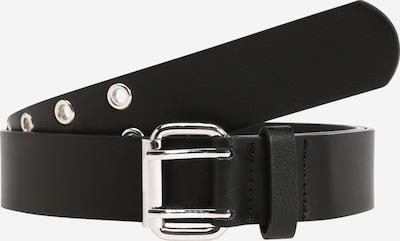 PIECES Gürtel 'DULINE' in schwarz / silber, Produktansicht