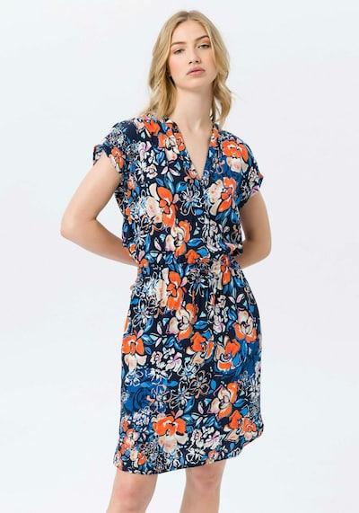 Peter Hahn Abendkleid Kleid in mischfarben, Modelansicht