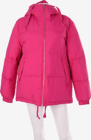 Arket Jacket & Coat in S in Pink