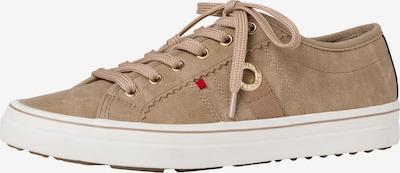 s.Oliver Sneaker in braun, Produktansicht