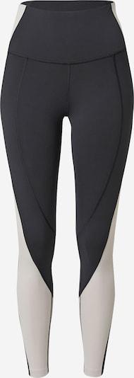 Reebok Sport Workout Pants in Black / White, Item view