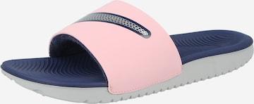 NIKE Beach & swim shoe 'Kawa' in Pink