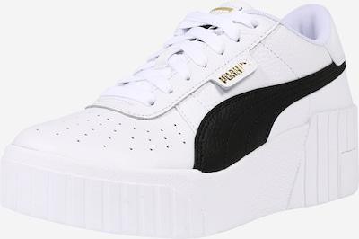 Sneaker low 'Cali' PUMA pe auriu / negru / alb, Vizualizare produs