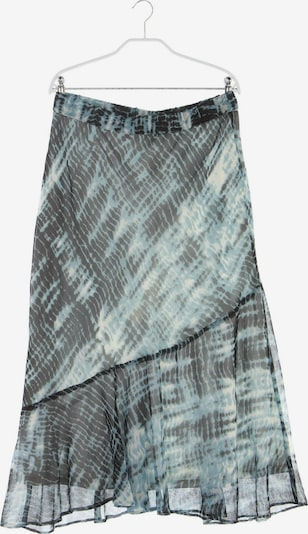 AMY VERMMONT Skirt in XXL in Cream / Light blue / Chocolate, Item view