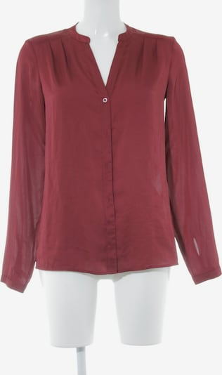 Esprit Collection Langarm-Bluse in XS in feuerrot: Frontalansicht