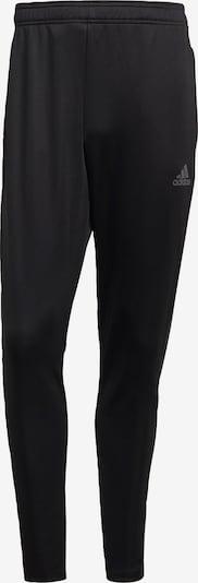 ADIDAS PERFORMANCE Sporthose 'Tiro' in basaltgrau / schwarz, Produktansicht