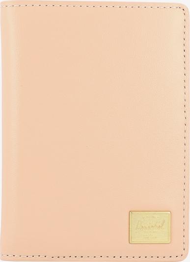 Herschel Reisepassetui in orange, Produktansicht
