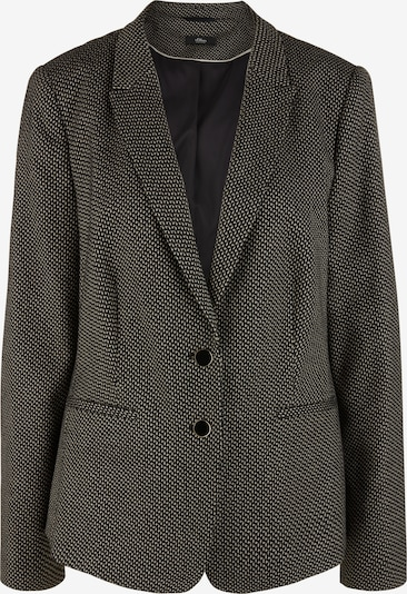 s.Oliver BLACK LABEL Blazer in grey / black, Item view