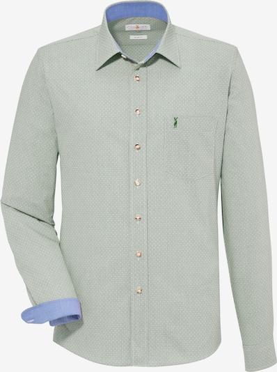 ALMSACH Trachtenhemd in grün, Produktansicht
