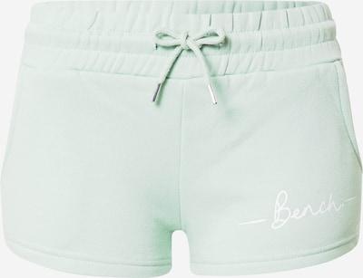 BENCH Shorts 'NOVA' in mint, Produktansicht