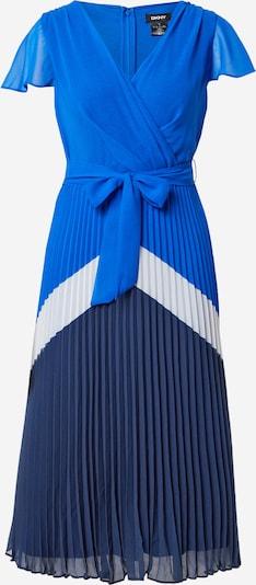 Rochie de cocktail DKNY pe bleumarin / albastru regal / alb, Vizualizare produs