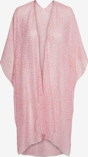 VERO MODA Ogrinjalo 'Lena' | svetlo roza / bela barva, Prikaz izdelka