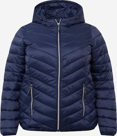Zizzi Jacke in dunkelblau, Produktansicht