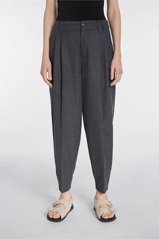 SET Voltidega püksid, värv hall