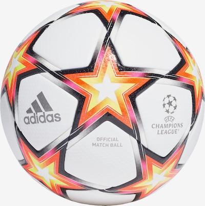 ADIDAS PERFORMANCE Ball in orange / pink / schwarz / weiß, Produktansicht