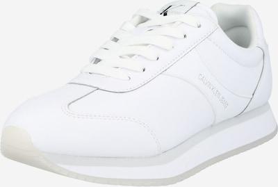 Calvin Klein Jeans Sneaker in weiß, Produktansicht