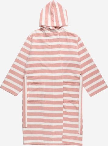 SANETTA Bathrobe in Pink