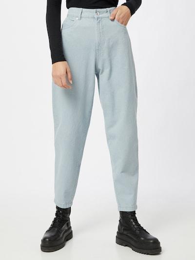 VERO MODA Jeans 'IDA' in de kleur Lichtblauw, Modelweergave