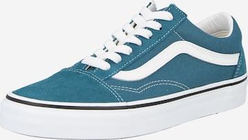 VANS Sneaker 'Old Skool' in Blau