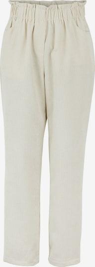 PIECES Curve Pants in Cream, Item view