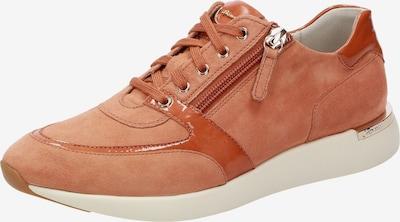 SIOUX Sneaker in dunkelorange, Produktansicht