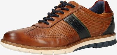 bugatti Cipele na vezanje u noćno plava / smeđa, Pregled proizvoda
